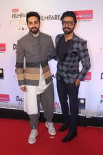 Aparshakti Khurrana , Ayushmann Khurrana at the Red Carpet Of Filmfare Glamour & Style Awards on 1st Dec 2017