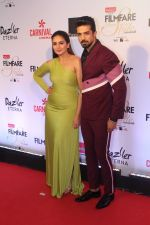 Huma Qureshi, Saqib Saleem at the Red Carpet Of Filmfare Glamour & Style Awards on 1st Dec 2017 (235)_5a22466014687.JPG