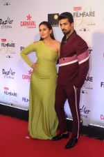 Huma Qureshi, Saqib Saleem at the Red Carpet Of Filmfare Glamour & Style Awards on 1st Dec 2017 (236)_5a224661d2422.JPG