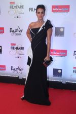 Neha Dhupia at the Red Carpet Of Filmfare Glamour & Style Awards on 1st Dec 2017
