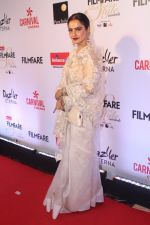 Rekha at the Red Carpet Of Filmfare Glamour & Style Awards on 1st Dec 2017