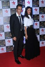 Arjun Rampal, Meher Jessia at the Red Carpet of Star Screen Awards in Mumbai on 3rd Dec 2017 (134)_5a24cd93c4417.JPG