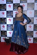 Divya Khosla Kumar at the Red Carpet of Star Screen Awards in Mumbai on 3rd Dec 2017 (38)_5a24ce4f79517.JPG