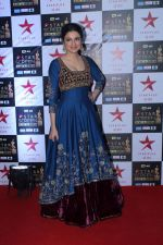 Divya Khosla Kumar at the Red Carpet of Star Screen Awards in Mumbai on 3rd Dec 2017 (40)_5a24ce50d2da6.JPG