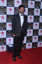 Irrfan Khan at the Red Carpet of Star Screen Awards in Mumbai on 3rd Dec 2017 (225)_5a24cea471520.JPG