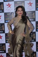 Madhuri Dixit at the Red Carpet of Star Screen Awards in Mumbai on 3rd Dec 2017 (81)_5a24cecf0362b.JPG