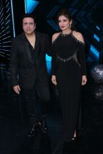Govinda, Raveena Tandon On the Sets Of Super Dancer - Chapter 2 on 4th Dec 2017 (23)_5a26326f63692.JPG
