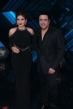 Govinda, Raveena Tandon On the Sets Of Super Dancer - Chapter 2 on 4th Dec 2017 (25)_5a26326fed5c5.JPG