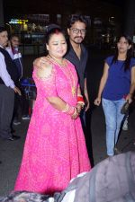 Bharti Singh and Harsh Limbachiyaa spotted in Mumbai After Marriage on 6th Dec 2017