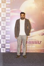 Anurag Kashyap at the Trailer Launch Of Mukkabaz on 7th Dec 2017 (26)_5a2a23e51da87.JPG