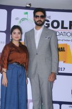 Abhishek Bachchan, Zaira Wasim Attends The 5th Edition Of Pro-Am Championship on 10th Dec 2017 (12)_5a2e10b043222.JPG