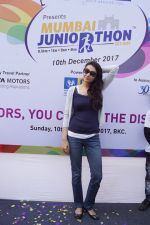 Dipannita Sharma at Mumbai Juniorthon An annual Running Event For Kids on 10th Dec 2017 (7)_5a2e092aeaafb.JPG