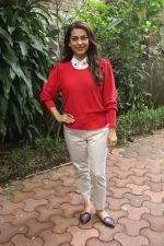 Juhi Chawla Support Plastic free Cuffe Parade Campaign on 10th Dec 2017 (2)_5a2e05e766465.JPG