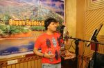 Javed Ali recorded a song for the film Shyam Sunder Shreenath Ji-  The God Krishna at the recording of Song For The Film Shyam Sunder Shreenath Ji-The God Krishna on 13th Dec 2017(1)_5a312d22af2b4.JPG