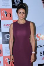 Gul Panag At The Launch Of Shobhaa De Book Seventy And To Hell With It on 13th Dec 2017