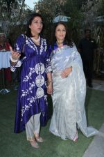 Priya Dutt At The Launch Of Shobhaa De Book Seventy And To Hell With It on 13th Dec 2017 (13)_5a323d21d6275.JPG