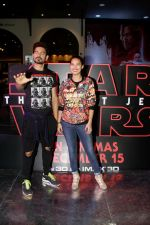 Rochelle Rao at the Red Carpet Premiere Of 2017_s Most Awaited Hollywood Film Disney Star War on 13th Dec 2017 (6)_5a32420268f19.jpg