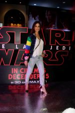 Sonali Bendre at the Red Carpet Premiere Of 2017's Most Awaited Hollywood Film Disney Star War on 13th Dec 2017