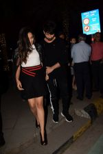 Shahid Kapoor, Mira Rajput spotted at Yauatcha Mumbai on 15th Dec 2017 (14)_5a3528eea9dde.JPG