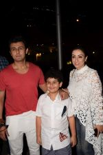 Sonu Nigam, Madhurima Nigam spotted at Yauatcha Mumbai on 15th Dec 2017 (35)_5a352918934ce.JPG