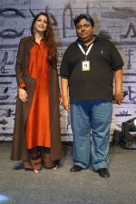 Sonali Bendre at the Book Launch Of Bharat Series- Keepers Of The Kalachakra by Ashwin Sanghi in Times Litfest on 16th Dec 2017 (46)_5a3619f3559ee.JPG