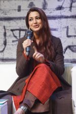 Sonali Bendre at the Book Launch Of Bharat Series- Keepers Of The Kalachakra by Ashwin Sanghi in Times Litfest on 16th Dec 2017 (59)_5a3619fbb259c.JPG