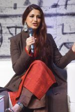 Sonali Bendre at the Book Launch Of Bharat Series- Keepers Of The Kalachakra by Ashwin Sanghi in Times Litfest on 16th Dec 2017 (61)_5a3619fd090e1.JPG