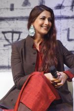 Sonali Bendre at the Book Launch Of Bharat Series- Keepers Of The Kalachakra by Ashwin Sanghi in Times Litfest on 16th Dec 2017 (65)_5a3619ff48e6b.JPG
