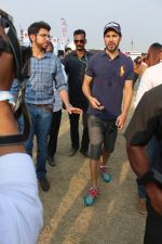 Dino Morea, Aditya Thackeray At Pet Fed Festival on 17th Dec 2017 (10)_5a37687a8de52.JPG