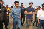 Dino Morea, Aditya Thackeray At Pet Fed Festival on 17th Dec 2017 (12)_5a37687b243fb.JPG
