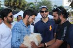 Dino Morea, Aditya Thackeray At Pet Fed Festival on 17th Dec 2017 (52)_5a37687f19815.JPG