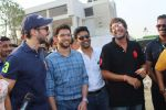 Dino Morea, Aditya Thackeray, Chunky Pandey At Pet Fed Festival on 17th Dec 2017 (28)_5a376880306cc.JPG