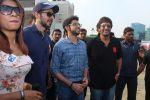 Dino Morea, Aditya Thackeray, Chunky Pandey At Pet Fed Festival on 17th Dec 2017 (33)_5a376880bde03.JPG