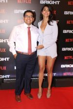 Pooja Hegde At the Red Carpet Of Netflix Original Bright on 18th Dec 2017 (78)_5a38c263872df.JPG