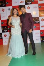 Gurmeet Choudhary, Debina Banerjee at the Red Carpet Event Of Zee Cine Awards 2018 on 19th Dec 2017 (87)_5a3a0c582046e.JPG