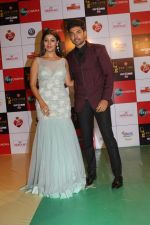 Gurmeet Choudhary, Debina Banerjee at the Red Carpet Event Of Zee Cine Awards 2018 on 19th Dec 2017 (88)_5a3a0c58a5e51.JPG