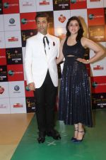Karan Johar at the Red Carpet Event Of Zee Cine Awards 2018 on 19th Dec 2017 (106)_5a3a0c8c9f9f0.JPG