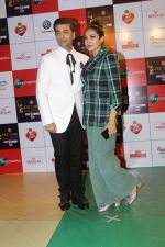 Karan Johar at the Red Carpet Event Of Zee Cine Awards 2018 on 19th Dec 2017 (115)_5a3a0c8ee5285.JPG