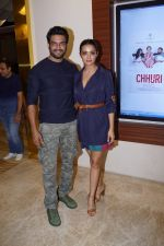 Sharad Kelkar, Surveen Chawla  at the Screening Of Hindi Short Flim Chhuri on 19th Dec 2017 (73)_5a3a1b05409cc.JPG