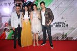 Sidharth Malhotra, Manoj Bajpayee, Rakul Preet Singh, Pooja Chopra, Neeraj Pandey at the Trailer Launch of Film Aiyaary on 19th Dec 2017 (2)_5a3a014fa72f9.JPG