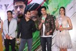Sidharth Malhotra, Manoj Bajpayee, Rakul Preet Singh, Pooja Chopra, Neeraj Pandey at the Trailer Launch of Film Aiyaary on 19th Dec 2017 (70)_5a39fdc404970.JPG