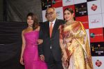 Sridevi, Priyanka Chopra, Boney Kapoor at the Red Carpet Event Of Zee Cine Awards 2018 on 19th Dec 2017 (185)_5a3a10044604c.JPG