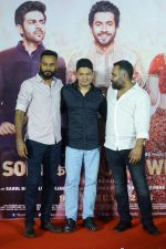 Luv Ranjan, Bhushan Kumar at the Trailer Launch Of Film Sonu ke Tittu Ki Sweety on 21st Dec 2017 (104)_5a3cd3ef084d3.JPG
