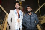 Remo D Souza felicitated Mr India 2nd Runner Up Pavan Rao on 22nd Dec 2017 (6)_5a3e779b2516b.JPG