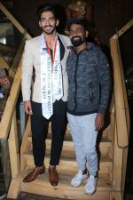 Remo D Souza felicitated Mr India 2nd Runner Up Pavan Rao on 22nd Dec 2017 (9)_5a3e77a31a33a.JPG