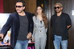Saif Ali Khan, deepak dobrial at the Song Launch Of Film Kaalakaandi on 22nd Dec 2017 (28)_5a3f7afaa5f49.JPG