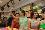 Catherine Tresa, Mehareen, Shalini Pandey launch KLM Fashion Mall at Vizag on 25th Dec 2017 (105)_5a41e1876fe42.jpg