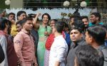 Catherine Tresa, Mehareen, Shalini Pandey launch KLM Fashion Mall at Vizag on 25th Dec 2017 (95)_5a41e182d1a77.jpg