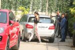 Nidhhi Agerwal Spotted at Sucasa ,Bandra on 2nd Jan 2018 (1)_5a4b4d4fbafd5.JPG
