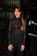 Anusha Dandekar at Bipasha Basu's Birthday Party in Mumbai on 7th Jan 2018
